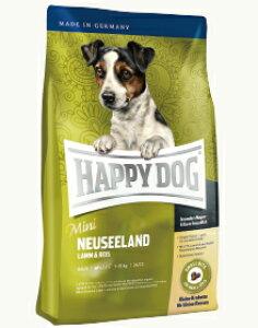 ハッピードッグミニ ミニニュージーランド(ラム&ライス) 300g チキン不使用 小型犬 消化器ケア お腹に優しい グルテンフリー3980円以上で送料無料