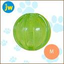 プラッツ メローボール M グリーン/5000円以上で送料無料/犬用 おもちゃ/犬 おもちゃ/犬 ボール/笛/