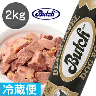 布奇黑标狗食品 2 公斤狗 / 狗 / 卷食狗食 / 成人 / 高级狗 / 小狗 / 小狗 / 狗