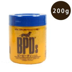 BPDs ペット用カルシウムサプリメント200g【天然カルシウム】 犬 ドッグ カルシウム コラーゲン サプリメント 栄養補助食品 ペットケア 健康管理 関節