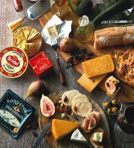 【送料無料】【絶品美味】世界のチーズ【お歳暮・お中元・ギフトに】【代引き不可】