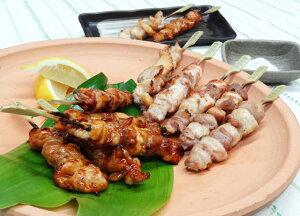 【送料無料】【絶品美味】徳島 阿波尾鶏 焼き鳥セット【お歳暮・お中元・ギフトに】【代引き不可】