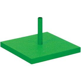笹用スタンド(120〜210cm用) H15×W25×D25cm 布・木・PVC【1ヶ入】