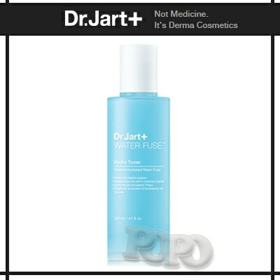 Dr.Jart+ ドクタージャルトウォーター ヒューズ ハイドロ トナー 120ml スキンケア 化粧水