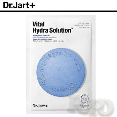 Dr.Jart+ ドクタージャルト ウォータージェット バイタル ハイドラ ソリューション 1枚 スキンケア マスク・パック