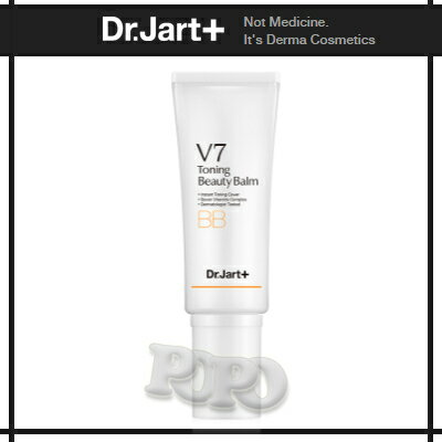 Dr.Jart+ ドクタージャルト V7 トーニング ビューティー バーム 40ml SPF37/PA+++ メイクアップ BBクリーム