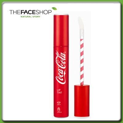 【ゆうパケット対応】THE FACE SHOP ザフェイスショップリップ ティント 3.1gコカ・コーラ コラボエディションメイクアップ 口紅・リップスティック