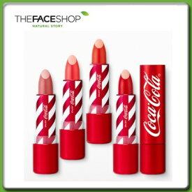 【ゆうパケット対応】THE FACE SHOP ザフェイスショップリップ スティック 3.5gコカ・コーラ コラボエディションメイクアップ 口紅・リップスティック