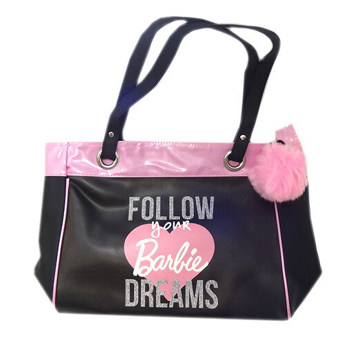 バービー Barbie トートバッグ DREAMS 11603 Barbie バッグ バック トート かばん インポート メール便不可