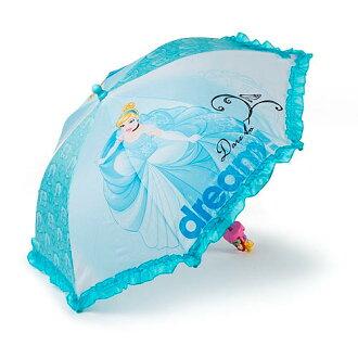 供灰姑娘小孩伞11739迪士尼公主伞伞伞小孩使用的雨进口进口yuu分组不可能