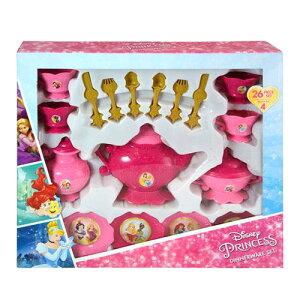 ディズニープリンセス ティーセット 12018 Disney パーティー ティーカップ ソーサー おもちゃ メール便不可【h_game】