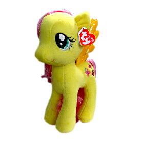 マイリトルポニー ぬいぐるみ L ( フラッターシャイ ) 12236 My Little Pony 人形 グッズ メール便不可【10】