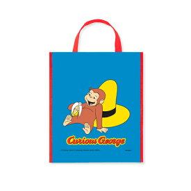 おさるのジョージ パーティーバッグ 送料無料 メール便配送 12375 Curious George バッグ パーティー バック 袋 ビニール【10】