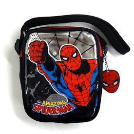 スパイダーマン シリングバッグ 12410 SPIDER-MAN MARVEL ショルダーバッグ メール便不可【ds】