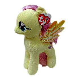 マイリトルポニー ぬいぐるみ XL ( フラッターシャイ ) 12647 My Little Pony Fluttershy ty Beanie Babies ビーニーベイビーズ おもちゃ キッズ 人形 女の子 かわいい キャラクター 雑貨 グッズ メール便不可