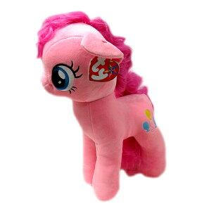 マイリトルポニー ぬいぐるみ XL ( ピンキーパイ ) 12648 My Little Pony ty おもちゃ キッズ 人形 女の子 かわいい キャラクター 雑貨 グッズ メール便不可【10】