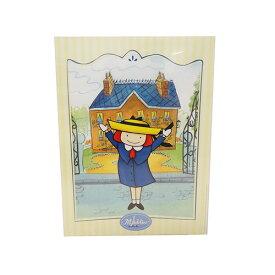 マドレーヌ Madeline ポスター 1837 輸入 マドレーヌちゃん グッズ 壁 インテリア インポート 絵本 かわいい 女の子 キャラクター メール便不可【ds】