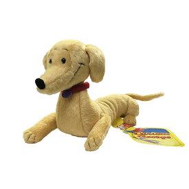 おさるのジョージ ぬいぐるみ ハンドリー 14232 ジョージ 愛犬 いぬ 犬 人形 マスコット かわいい キャラクター 雑貨 プレゼント ギフト ラッピング 景品 グッズ メール便不可