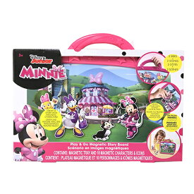 ミニー マグネット ストーリーボード 14264 おもちゃ オモチャ 玩具 磁石 誕生日 クリスマス プレゼント 景品 まつり ミニーちゃん Disney ディズニー 女の子 かわいい ミニーマウス 海外 輸入品 インポート メール便不可【h_game】