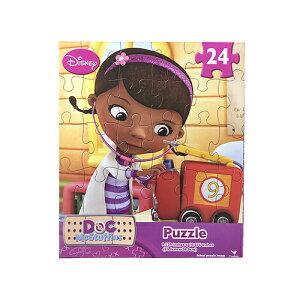 ドックはおもちゃドクター (ドック) 24ピース パズル 14328b Disney ディズニー おもちゃ 知育玩具 ジグソーパズル ドック キャラクター グッズ 雑貨 ドック 女の子 輸入品 インポート メール便不