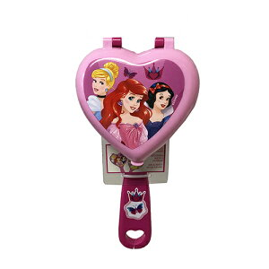 ディズニープリンセス ミラー付き ヘアブラシ 14125 ブラシ ディズニープリンセス かわいい Disney くし ヘアメイク クシ 景品 女の子 幼児 子ども ピンク 白雪姫 シンデレラ アリエル プリン