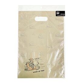 デイリーバッグ (M) ウッディ&ブルズアイ 7枚入り DP463 14915 トイストーリー ビニール袋 手提げ かっこいい 簡易包装 キャラクター かわいい 男の子 Disney ディズニー お菓子袋 ラッピング 袋 プレゼント インディゴ 包装 ラッピンググッズ ラッピング用品