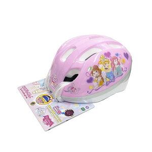 ディズニープリンセス ヘルメット (Sサイズ) 15173 アイデス パステルカラー ゆめかわ ピンク 女の子 自転車 キック用 メット 雑貨 のりもの 乗り物 自転車用 幼稚園 保育園 プレゼント 景品 ラ