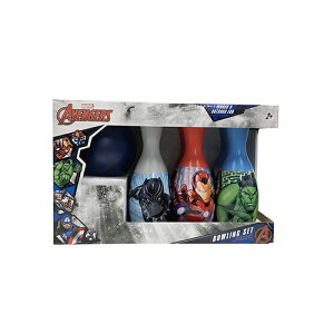アベンジャーズ ボウリングセット 14599 おもちゃ オモチャ ボーリングセット おうち時間 グッズ 子供用 ボーリング ボウリング アニメ アメキャラ ディズニー MARVEL ゲーム 景品 男の子 室内