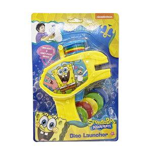 スポンジボブ ディスクガン 14706 おもちゃ オモチャ 海外 男の子 おもちゃ アメキャラ パトリック 外遊び おうち遊び キャラクター 雑貨 グッズ 景品 プレゼント 輸入品 インポート メール便