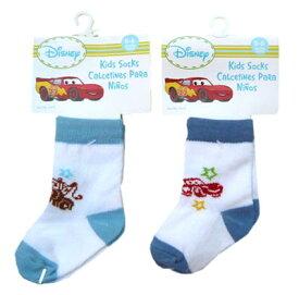 カーズ ベビーソックス 0-6ヶ月用  靴下 くつした 赤ちゃん ディズニー CARS グッズ ベビー用品 送料無料 メール便配送【ds】