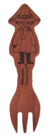ムーミン 木製フォーク スナフキン カトラリー 子供用 木のフォーク ナチュラル かわいい 食器 送料込み メール便配送【ds】