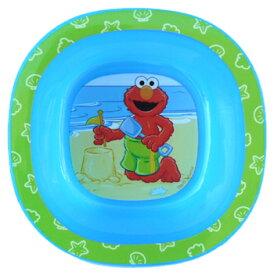 セサミストリート 食器 キッズボウルBL munchkin(マンチキン) エルモ 海水浴 8867b お皿 皿 子供 子供用 子ども こども キッズ ベビー baby 赤ちゃん BPAフリー BPA Free かわいい キャラクター グッズ メール便不可【ds】