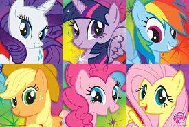 マイリトルポニー My Little Pony ポスター Zoom 9418 トモダチは魔法 アニメ グッズ 輸入 インポート メール便不可【ds】