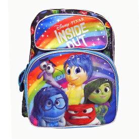 インサイドヘッド バックパック 10573k Inside Out PIXAR リュックサック 鞄 リュック バッグ ディズニー Disney 映画 キャラクター 雑貨 グッズ 男の子 女の子 メール便不可【ds】
