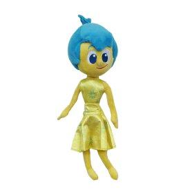インサイドヘッド ぬいぐるみ ヨロコビ 10695a Inside Out PIXAR グッズ キャラクター 人形 メール便不可【ds】