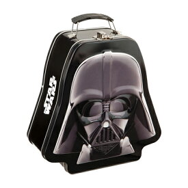 STAR WARS (スターウォーズ) ダイカット ティンボックス (ダースベイダー) 10813k 缶 BOX 箱 鞄 バッグ ケース 小物入れ インテリア おもちゃ グッズ 映画 輸入 メール便不可【10】