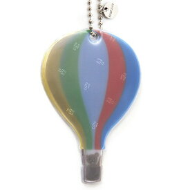 FIREFLY NEWYORK リフレクター エアーバルーン FIRE-F1048 メール便配送 ファイヤーフライ 反射マスコット キーホルダー 交通安全 SAFETY REFLECTORS 3M Scotchlite スリーエム スコッチライト 輸入 熱気球 気球 Hot air balloon かわいい おしゃれ プレゼント グッズ pud172