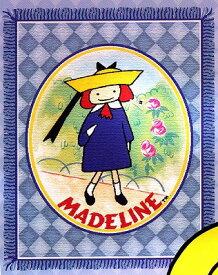 マドレーヌちゃんのタペストリーです。120 X 150cmマドレーヌ Madeline タペストリースロー インポート 輸入 グッズ メール便不可