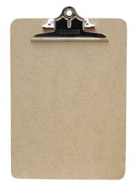 SAUNDERS(サンダース) ハードボード クリップボード レターサイズ 482 ハード バインダー リサイクル Recycled Hardboard Clipboard Letter Size MADE IN THE USA インポート メール便不可