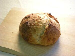 天然酵母のオレンジピールパン