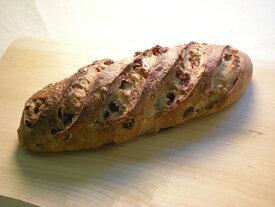 ポッポのパンの人気者国産小麦と天然酵母のくるみレーズンパン
