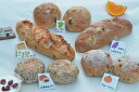 NEW 天然酵母のプチパン5種類8個セット(送料込)冷蔵便