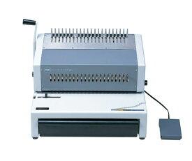 アコ・ブランズ・ジャパン プラスチックリング製本機 コームバインドC800pro GCBC800