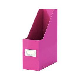 LEITZ ライツ ワオ クリック&ストア マガジンファイル A4【まとめ買い6個セット】ピンク 6047-00-23