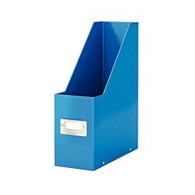 LEITZ ライツ ワオ クリック&ストア マガジンファイル A4【まとめ買い6個セット】ブルー 6047-00-36