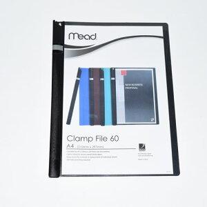 mead Clamp File60 クランプファイル 5冊パック ブラック M2003002-J