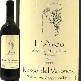 ロッソ・デル・ヴェロネーゼ[2015]ラルコRosso del Veronese 2015 L'Arco