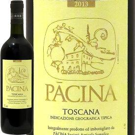 パーチナ[2013]パーチナPacina 2013 Pacinaイタリア トスカーナ 赤ワイン ヴィナイオータ