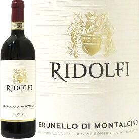 ブルネッロ・ディ・モンタルチーノ[2016]リドルフィBrunello di Montalcino 2016 Ridolfiイタリア トスカーナ 赤ワイン ラシーヌ