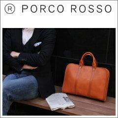 【全品ポイント10倍】PORCOROSSO(ポルコロッソ)ソフトスリムブリーフA4E[nouki4]レザー/革/本革/ビジネスバッグ/ブリーフケースupup7